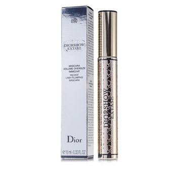 Christian Dior DiorShow Extase Instant Lash Plumping Mascara – # 090 Black Extase 10ml/0.33oz