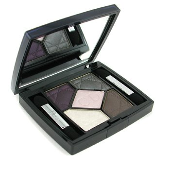 Christian Dior-5 Color Couture Colour Eyeshadow Palette - No. 004 Mystic Smokys