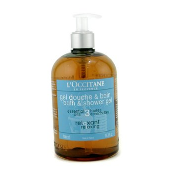 L'Occitane Aromachologie Relaxing Bath & Shower Gel  500ml/16.9oz