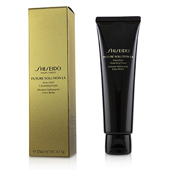 ShiseidoFuture Solution LX Extra Rich Jab�n Espumoso 125ml/4.7oz