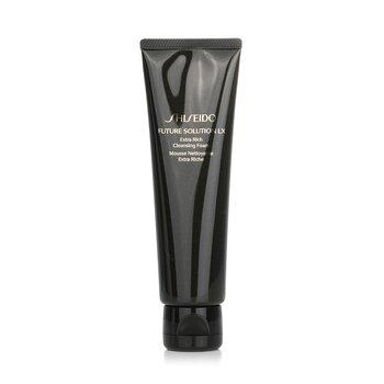 Shiseido Future Solution LX Extra Rich Jab�n Espumoso  125ml/4.7oz