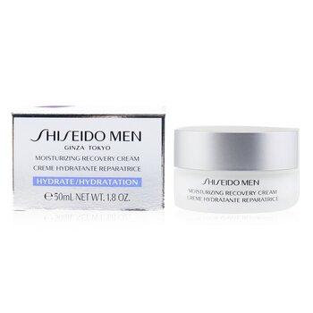 Увлажняющий Восстанавливающий Крем для Мужчин 50ml/1.7oz, Shiseido  - Купить