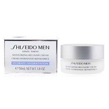 Shiseido Men Crema Hidratante Recuperadora  50ml/1.7oz
