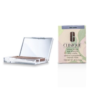 Clinique-Colour Surge Eye Shadow Stay Matte - #602 Sable