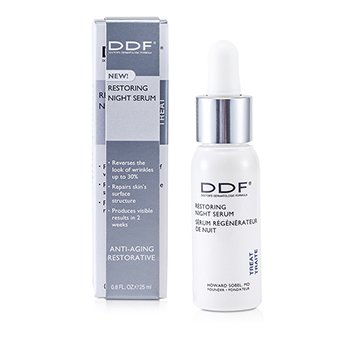 DDF Restoring Night Serum  25ml/0.8oz