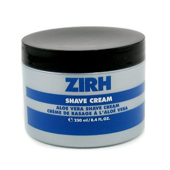 Zirh International Shave Cream (Aloe Vera Shaving Cream) 250ml/8.4oz