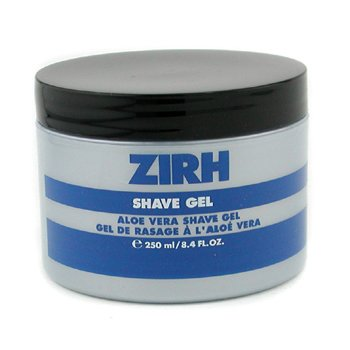 Zirh International Gel de Afetar (Gel de Afeitar de Aloe Vera)  250ml/8.4oz