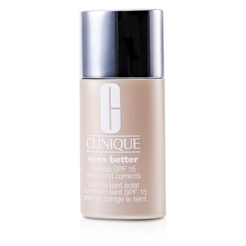 Clinique Even Better Makeup SPF15 (Dry Combinationl to Combination Oily) - No. 12 Ginger  30ml/1oz