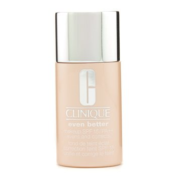 Clinique-Even Better Makeup SPF15 ( Dry Combinationl to Combination Oily ) - No. 10 Golden