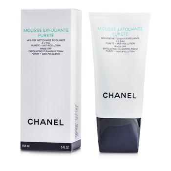 Chanel Rinse-Off Exfoliating Cleansing Foam  150ml/5oz