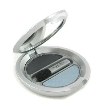 T. LeClerc-Powder Eye Shadow Matte & Iridescent Duo - # 25 Nuit Opaline ( New Packaging )