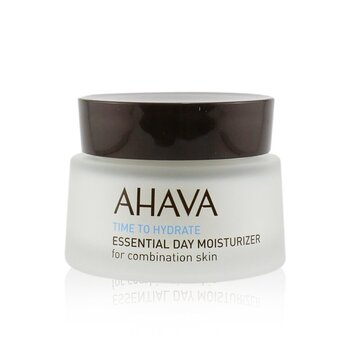 Ahava Time To Hydrate Essential Day Moisturizer (Combination Skin) 50ml/1.7oz