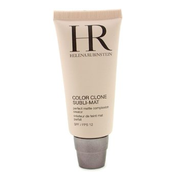 Helena Rubinstein Color Clone Subli Mat Perfect Matte Complexion Creator SPF 12 - #23 Beige Biscuit  30ml/1.01oz