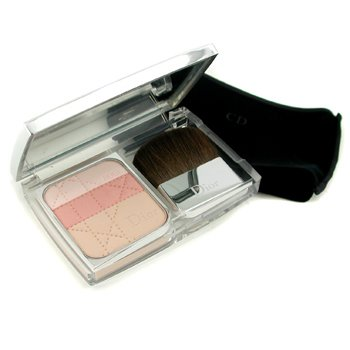 Christian Dior-Diorskin Nude Natural Glow Sculpting Powder SPF10 - # 020 Beige Praline
