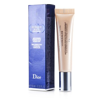 Christian Dior Diorskin Nude Skin Perfecting Hydrating Concealer - # 001 Ivory  10ml/0.33oz