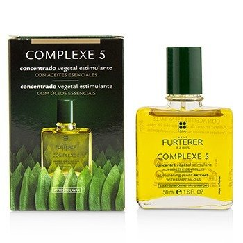 Rene Furterer Shampoo Complexe 5 Regenerating Plant Extract ( Tones the Scalp/ Strengthens the Hair )  50ml/1.69oz