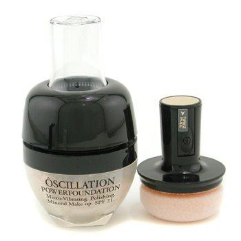 Lancome-Oscillation Powder Foundation Micro Vibrating Mineral MakeUp SPF 21 - # Ivory 30