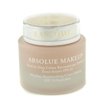 Lancome-Absolute Replenishing Cream Makeup SPF 20 - # Absolute Pearl 10 C ( US Version )