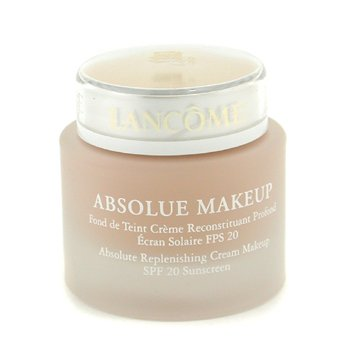 Lancome-Absolute Replenishing Cream Makeup SPF 20 - # Absolute Pearl 20 N ( US Version )