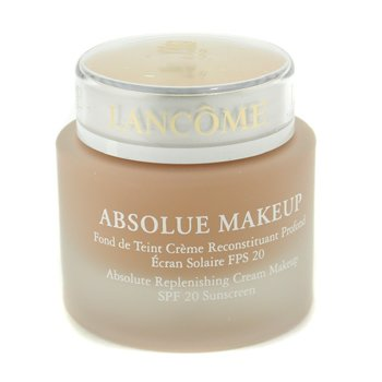 Lancome-Absolute Replenishing Cream Makeup SPF 20 - # Absolute Almond 05 W ( US Version )