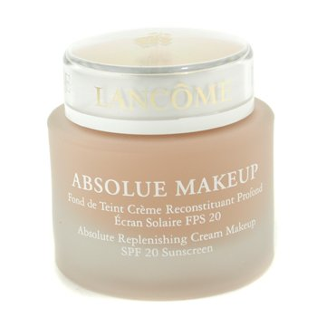 Lancome-Absolute Replenishing Cream Makeup SPF 20 - # Absolute Almond 20 W ( US Version )