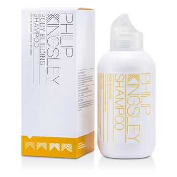 Philip Kingsley Body Building Shampoo (For Fine& Limp or Flyaway Hair Types) 250ml/8.45oz