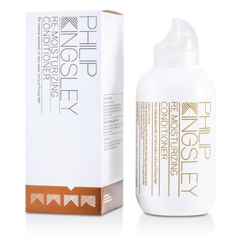 Philip Kingsley Re-Moisturizing Conditioner (For Coarse Textured or Very Wavy Curly or Frizzy Hair) 250ml/8.45oz