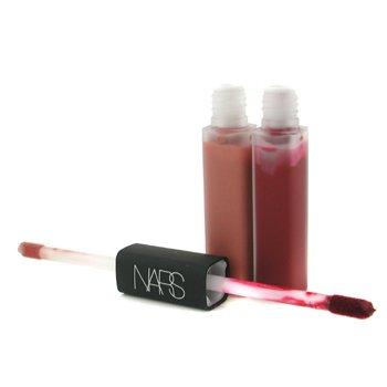 NARS-Lip Gloss/ Lip Stain Gloss Duo - # Sandpiper/ Daredevil