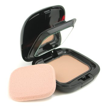 Shiseido-The Makeup Perfect Smoothing Compact Foundation SPF 15 ( Case + Refill ) - I40 Natural Fair Ivory