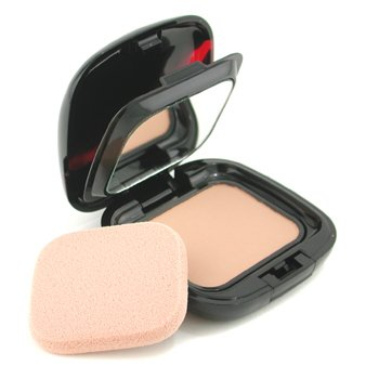Shiseido-The Makeup Perfect Smoothing Compact Foundation SPF 15 ( Case + Refill ) - B40 Natural Fair Beige
