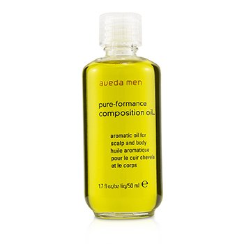 AvedaMen Pure-Formance Composition Aromatic Oil (For Scalp, Hair and Body) 50ml/1.7oz