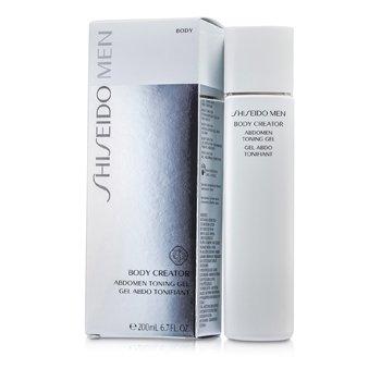 ShiseidoMen Body Creator Abdomen Toning Gel 200ml/6.7oz