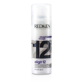 Redken Align 12 Protective Straightening Lotion (For Medium Hair)  150ml/5oz