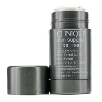 Clinique Skin Supplies For Men: Deodorant Stick  75g/2.6oz