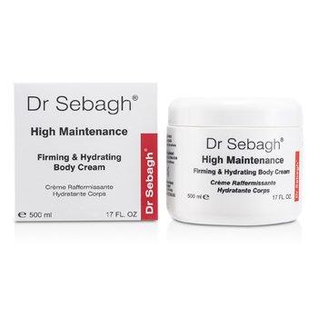 Dr. SebaghHigh Maintenance Firming & Hydrating Body Cream 500ml/17oz