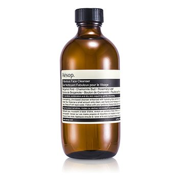 Aesop Fabulous Face Cleanser  200ml/7.2oz