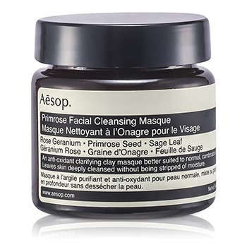 Primrose Facial Cleansing Masque Aesop Primrose Facial Cleansing Masque 60ml/2.47oz