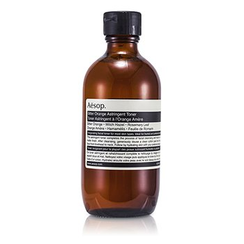 Aesop Bitter Orange Astringent Toner  200ml/6.76oz