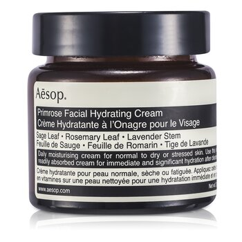 AesopPrimrose Crema Facial Hidratante 60ml/2oz