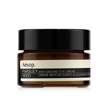 AesopParsley Seed Crema Ojos Antioxidante 10ml/0.33oz