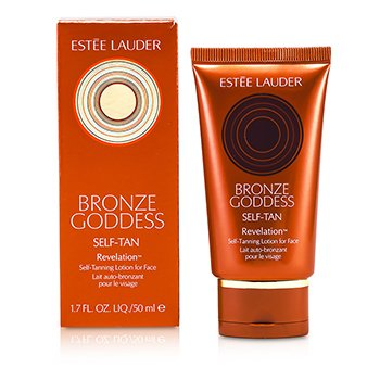Estee LauderBronze Goddess Golden Perfection losion za samotamnjenje lica 50ml/1.7oz