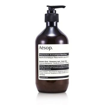 Aesop Resurrection Aromatique Hand Balm  500ml/16.67oz