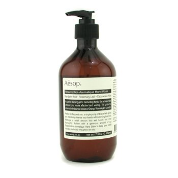 AesopResurrection Aromatique Jab�n Manos 500ml/17.99oz