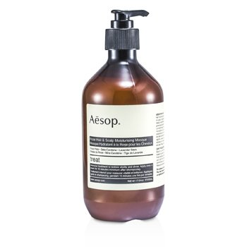 Rose Hair & Scalp Moisturising Masque (For All Hair Types)