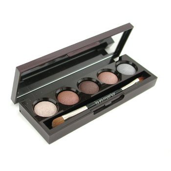 Laura Mercier-Baked Eye Colour Palette: 5x Eye Shadow + 1x Double Ended Applicator