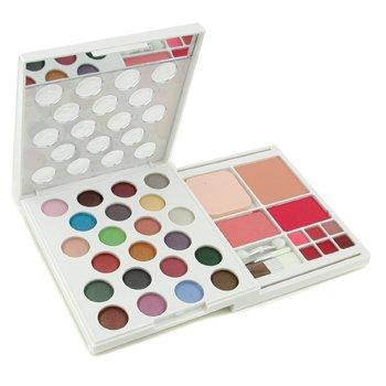 Arezia-MakeUp Kit MK 0276 ( 22x Eyeshadow, 2x Blusher, 1x Compact Powder, 6x Lipgloss..... )