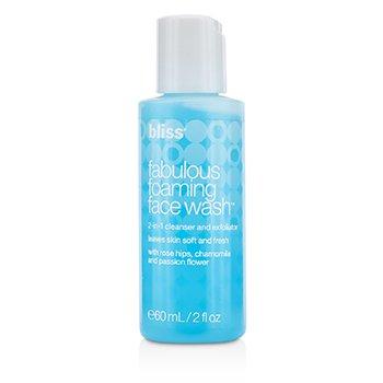 BlissFabulous Foaming Face Wash 60ml/2oz