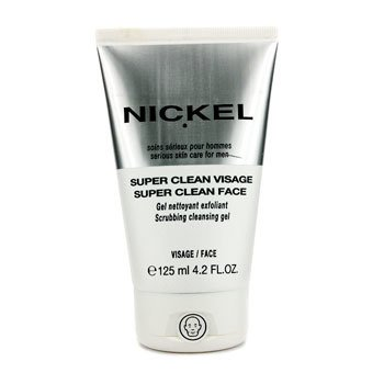 Nickel Super Clean Scrubbing Gel (Soap-Free Formula)  125ml/4.2oz