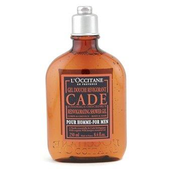 L'Occitane Cade For Men Бодрящий Гель для Душа 250ml/8.4oz