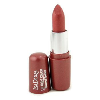 IsaDora Lip Treat Color Flavored Lipstick - # 10 Shiny Brass  4.5g/0.16oz